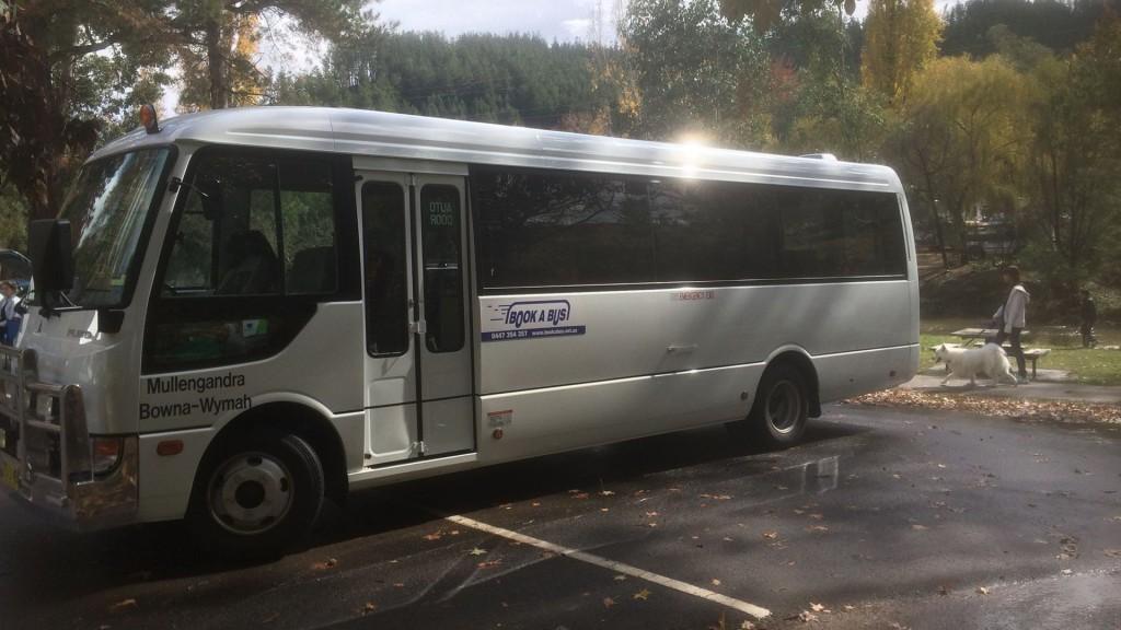 Bus - Bookabus Albury